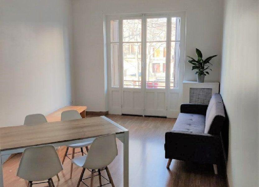 Appartement à louer 54.8m2 à Saint-Étienne
