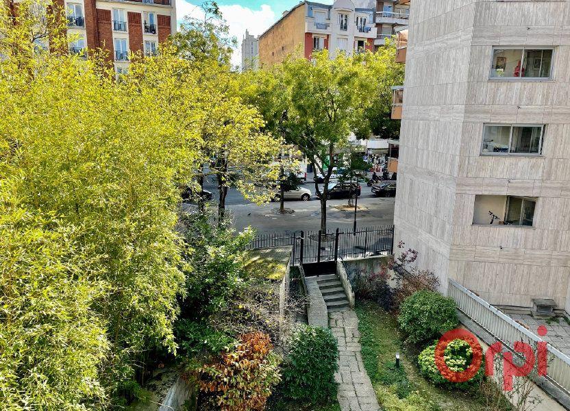 Appartement à vendre 98.18m2 à Paris 20