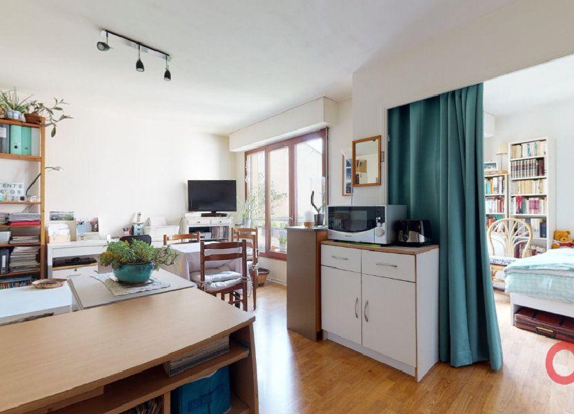 Appartement à vendre 35.7m2 à Paris 20
