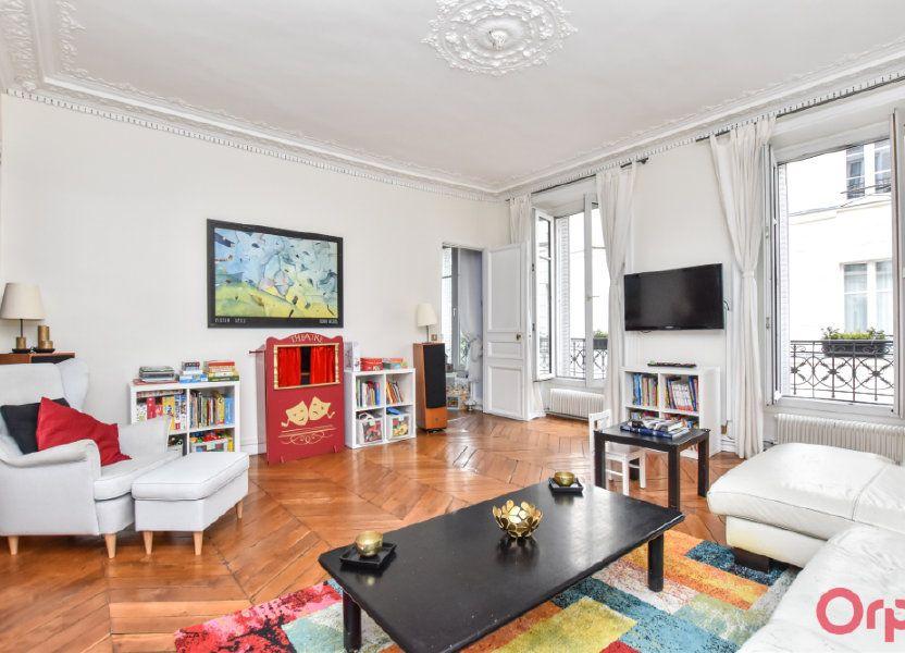 Appartement à vendre 128.6m2 à Paris 9
