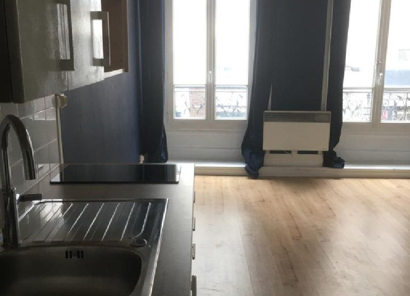 Appartement à louer 20.5m2 à Paris 9