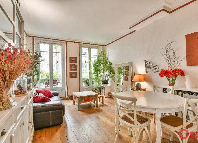 Appartement à vendre 62.47m2 à Paris 9