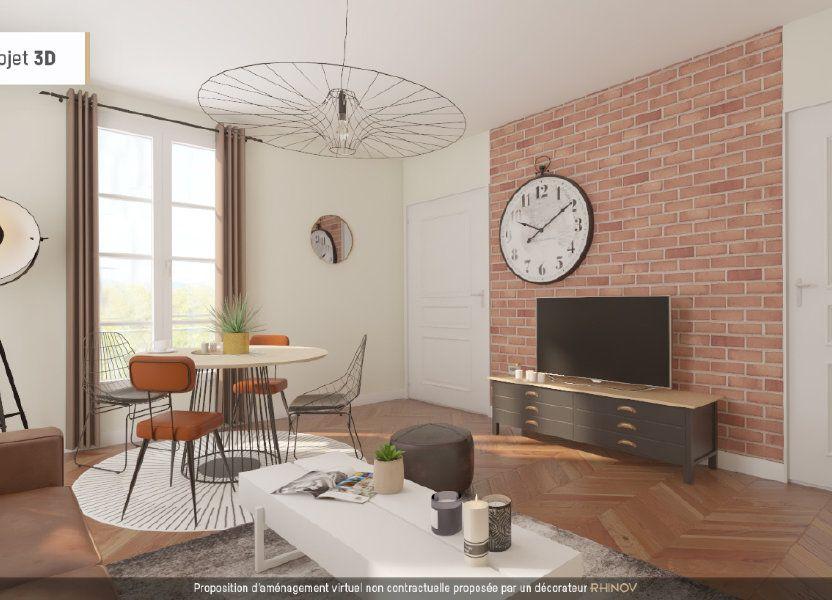Appartement à vendre 90.63m2 à Fareins