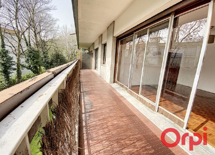 Appartement à louer 48.01m2 à Châtenay-Malabry