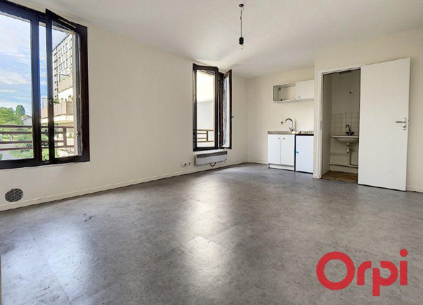 Appartement à louer 24.22m2 à Châtenay-Malabry