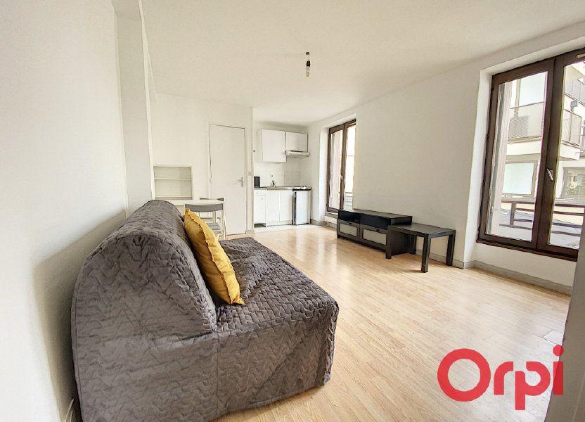 Appartement à louer 21.97m2 à Châtenay-Malabry