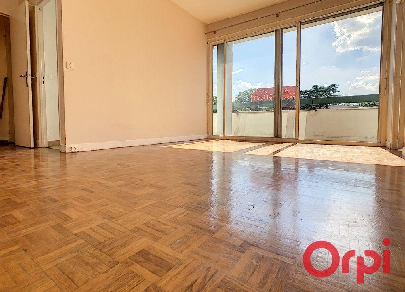 Appartement à louer 47.17m2 à Châtenay-Malabry
