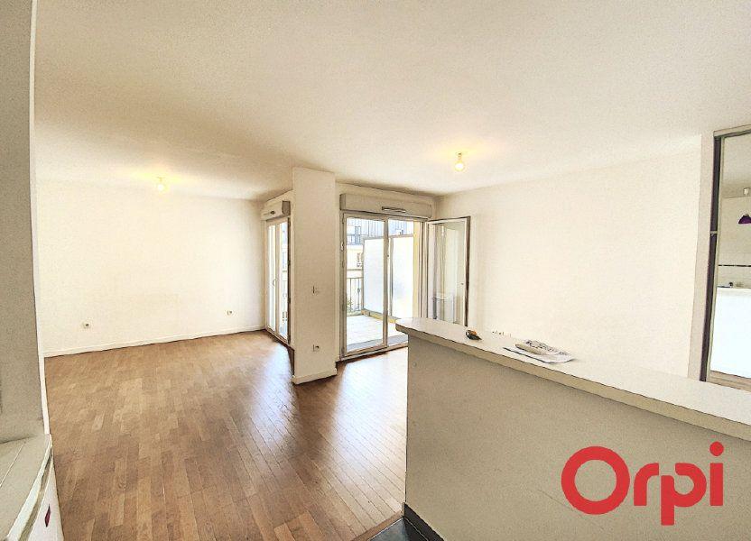 Appartement à louer 40.11m2 à Châtenay-Malabry