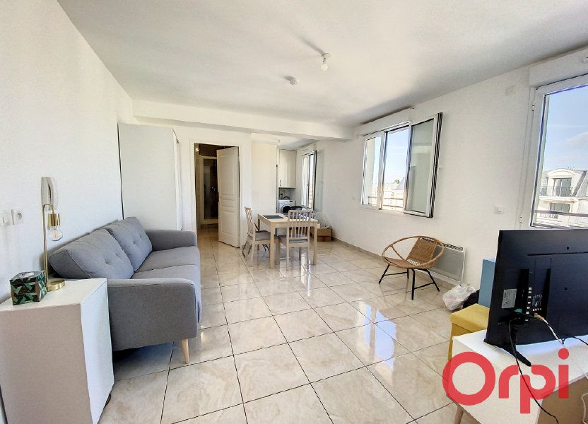 Appartement à louer 46.56m2 à Clamart