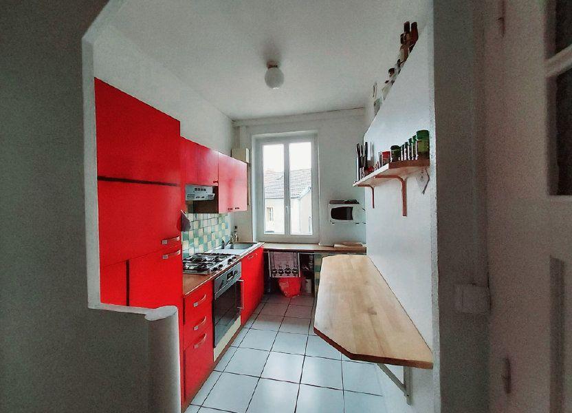 Appartement à vendre 47.69m2 à Dijon