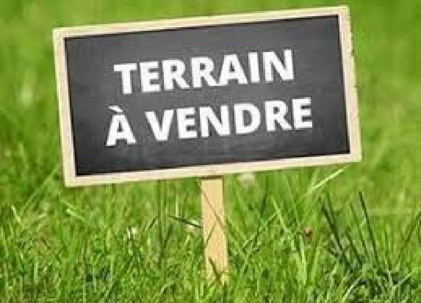 Terrain à vendre 536m2 à Saint-Pierre-d'Oléron