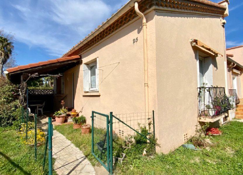 Maison à vendre 55m2 à Argelès-sur-Mer