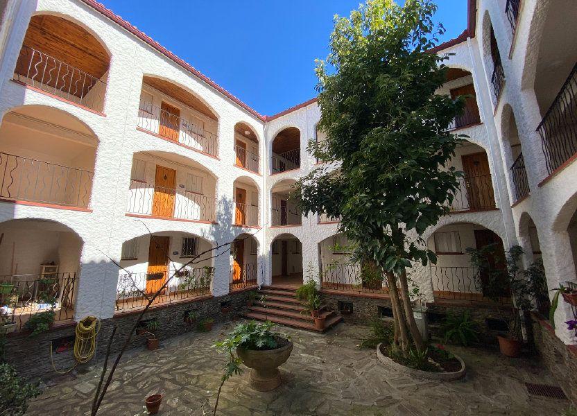 Appartement à vendre 25.83m2 à Argelès-sur-Mer