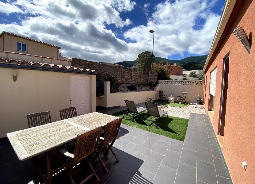 Maison à vendre 115m2 à Villelongue-dels-Monts