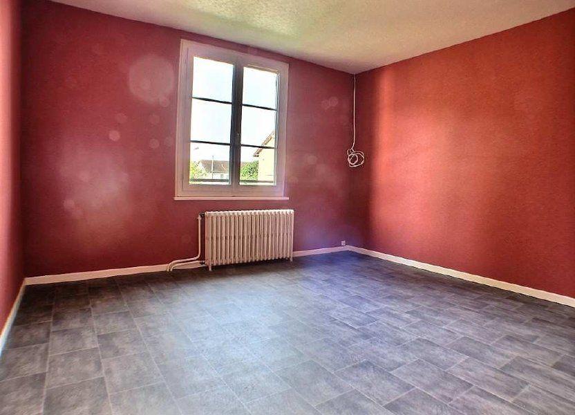Appartement à louer 59.64m2 à Le Creusot