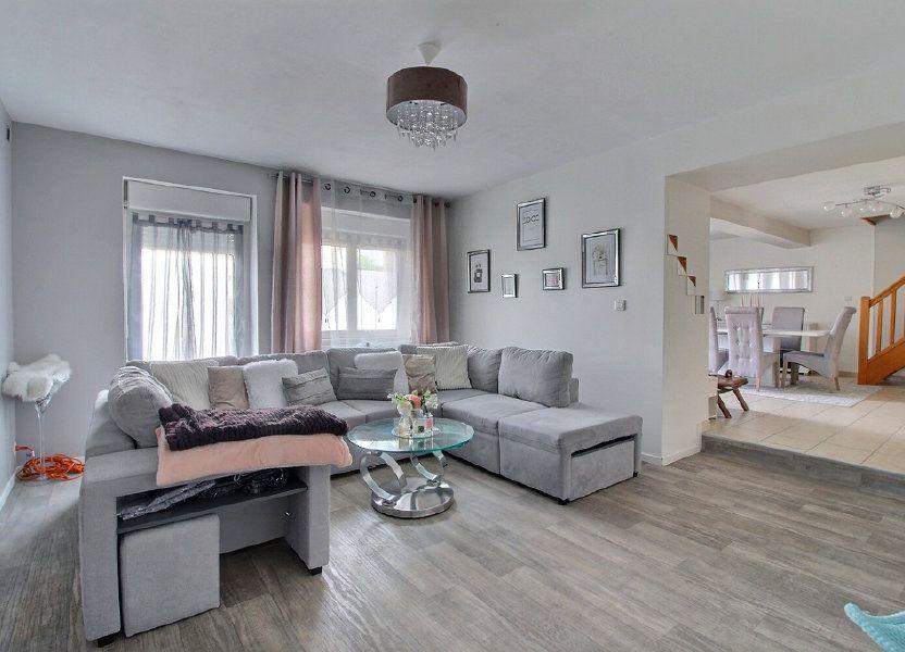 Maison à vendre 140m2 à Saint-Vallier