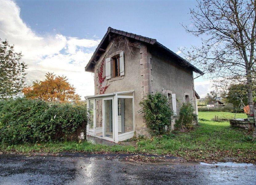 Maison à vendre 58.78m2 à Charbonnat
