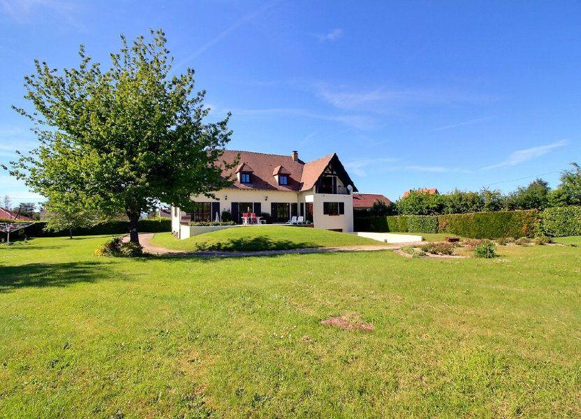 Maison à vendre 315.5m2 à Saint-Vallier