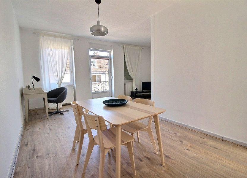 Appartement à louer 55.2m2 à Le Creusot