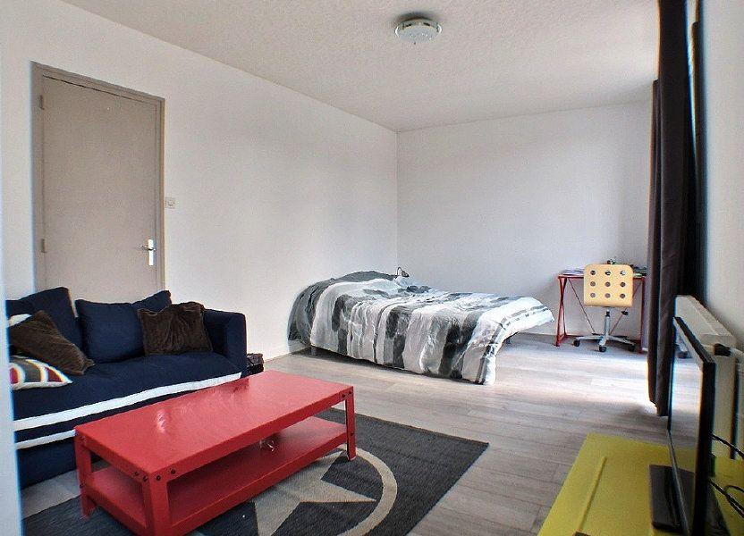 Appartement à louer 33.18m2 à Le Creusot