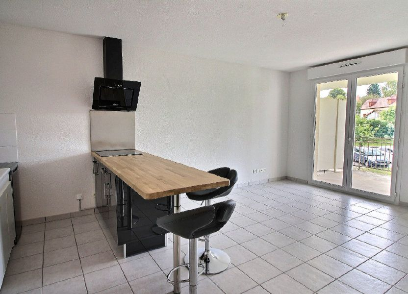Appartement à louer 37.04m2 à Le Creusot