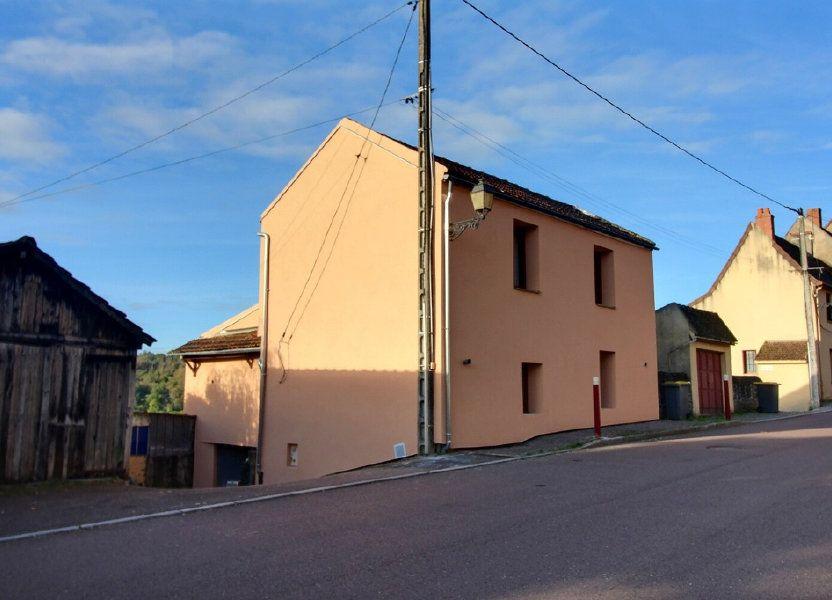 Maison à vendre 81m2 à Montcenis