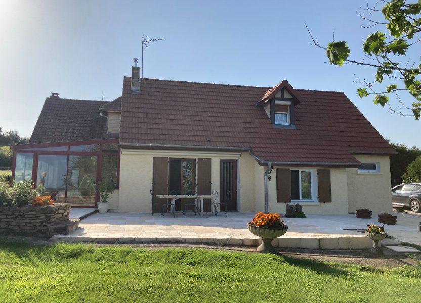 Maison à vendre 205.71m2 à Dezize-lès-Maranges