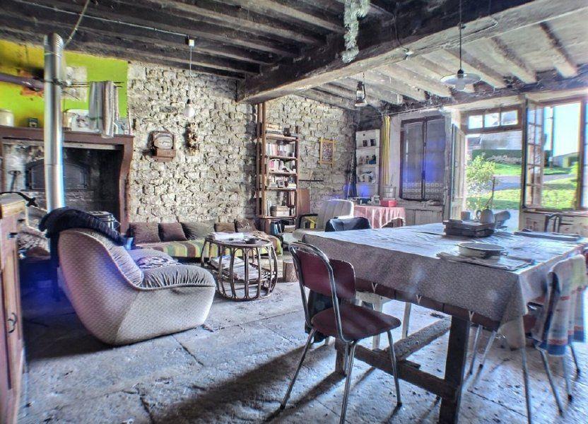 Maison à vendre 60.98m2 à Antigny-la-Ville