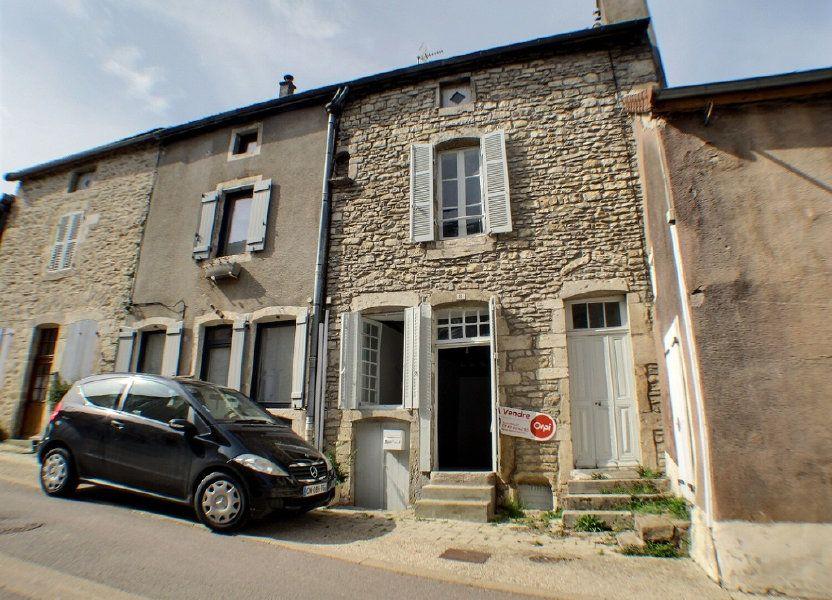 Maison à vendre 83m2 à Bligny-sur-Ouche