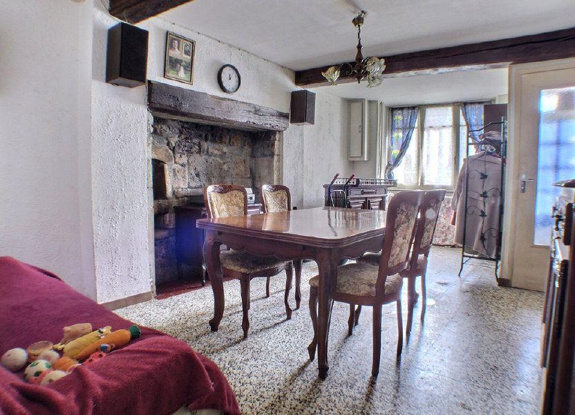 Maison à vendre 91.02m2 à Bligny-sur-Ouche