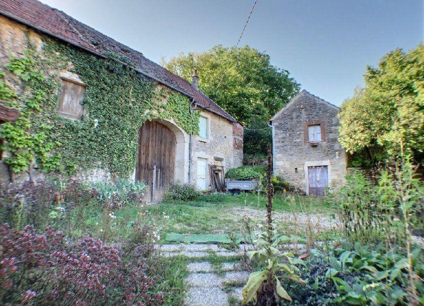 Maison à vendre 120.76m2 à Bligny-sur-Ouche