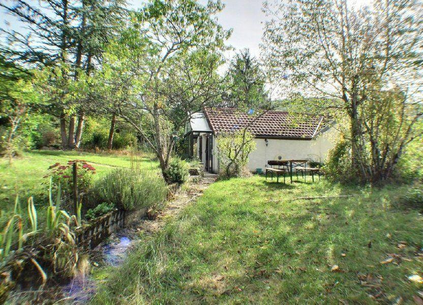 Maison à vendre 103.65m2 à La Bussière-sur-Ouche