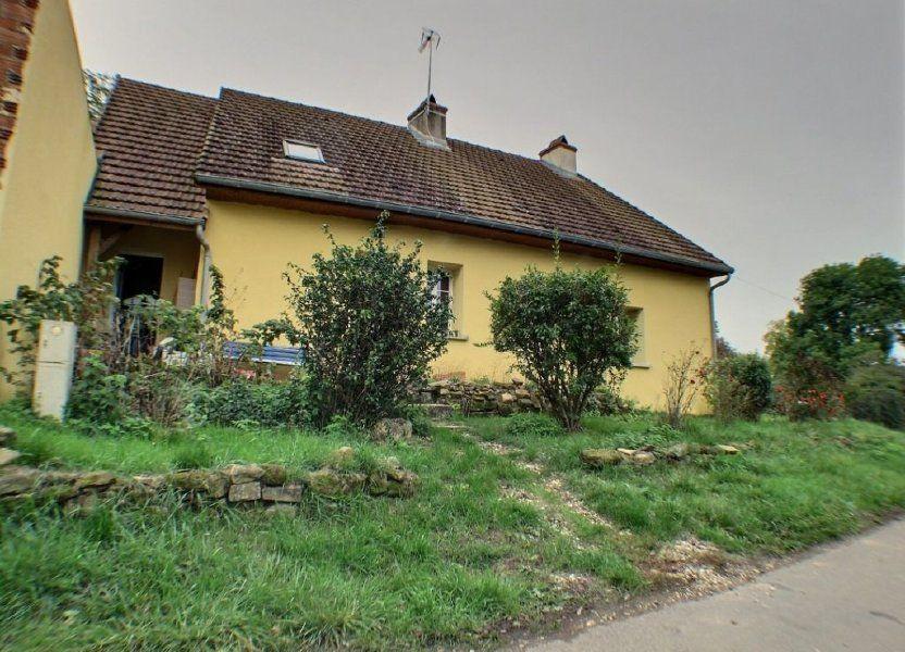 Maison à vendre 131.17m2 à Viévy