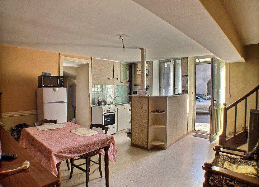 Maison à vendre 79.81m2 à Bligny-sur-Ouche