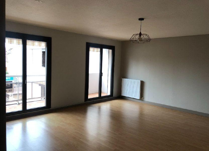 Appartement à louer 64.47m2 à Agen