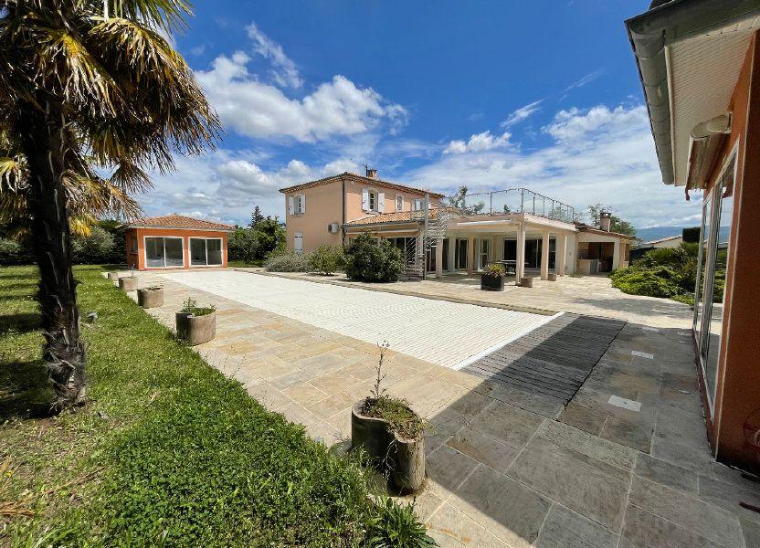 Maison à vendre 317m2 à Chabeuil