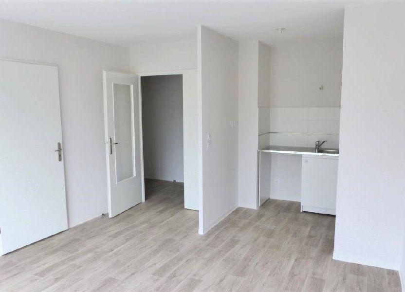 Appartement à louer 40.1m2 à Chenôve