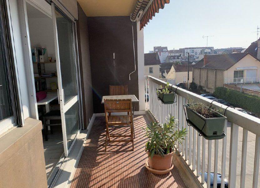 Appartement à vendre 83.96m2 à Dijon
