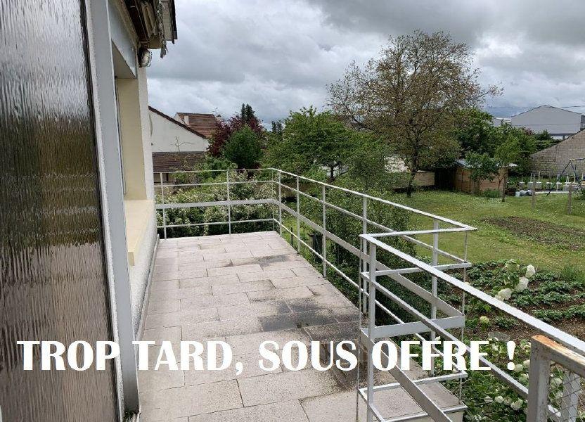 Maison à vendre 90.47m2 à Genlis