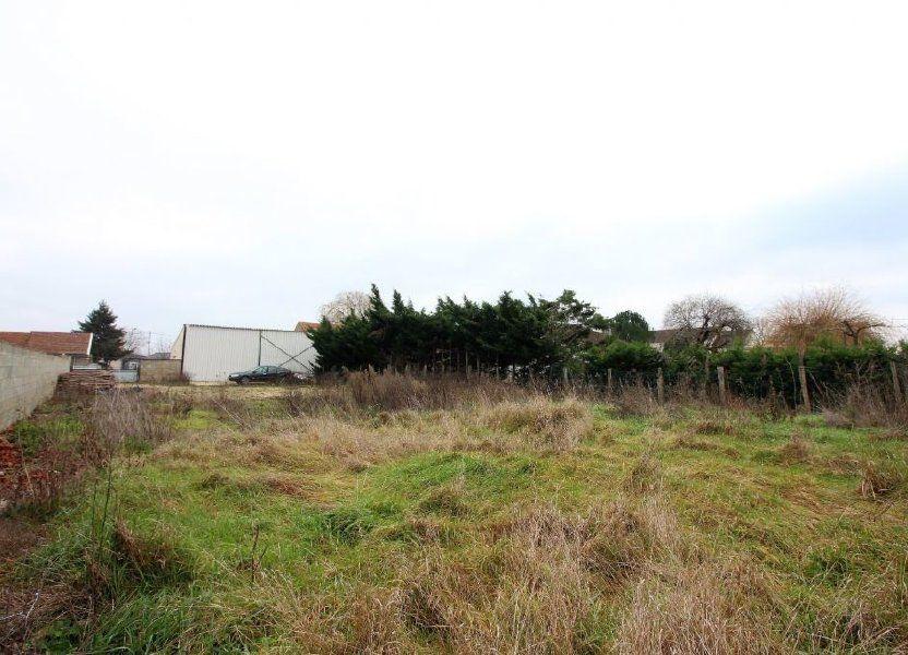 Terrain à vendre 731m2 à Beire-le-Fort