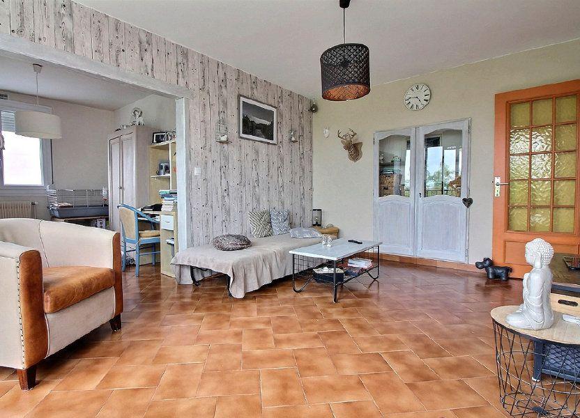 Appartement à vendre 75.41m2 à Chevigny-Saint-Sauveur