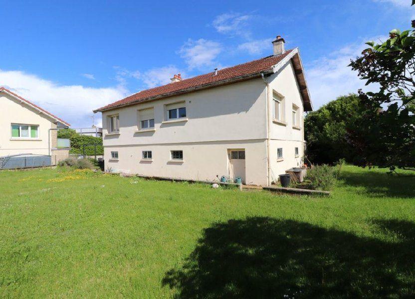 Maison à vendre 89.37m2 à Genlis