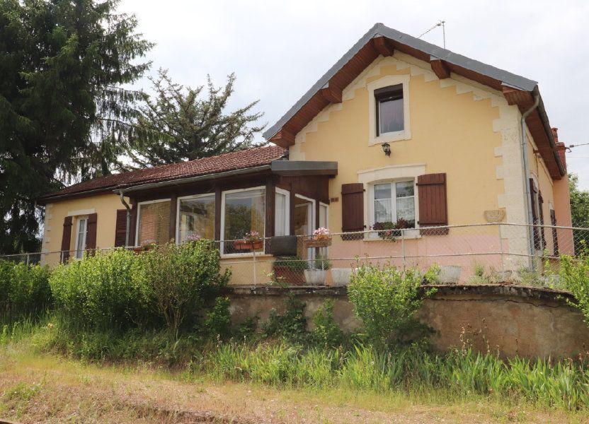Maison à vendre 125m2 à Maxilly-sur-Saône