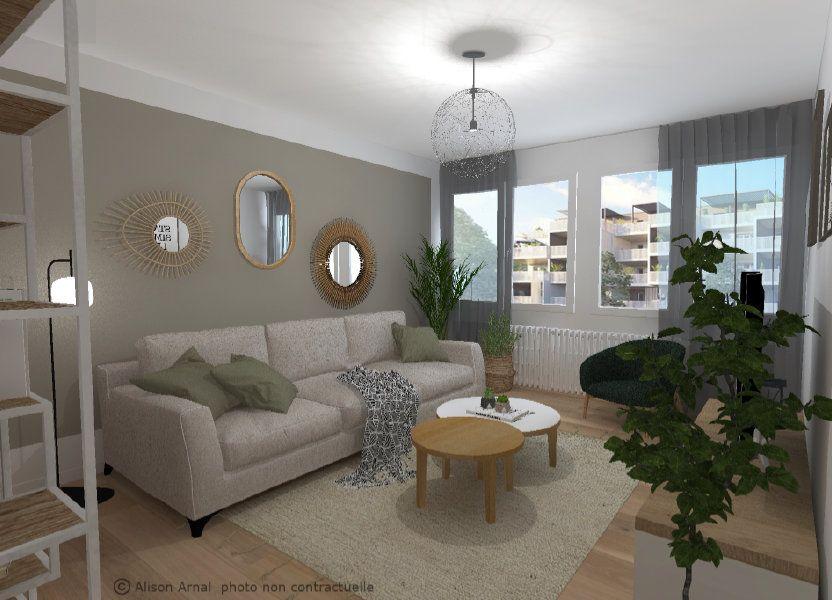 Appartement à vendre 84.15m2 à Chenôve