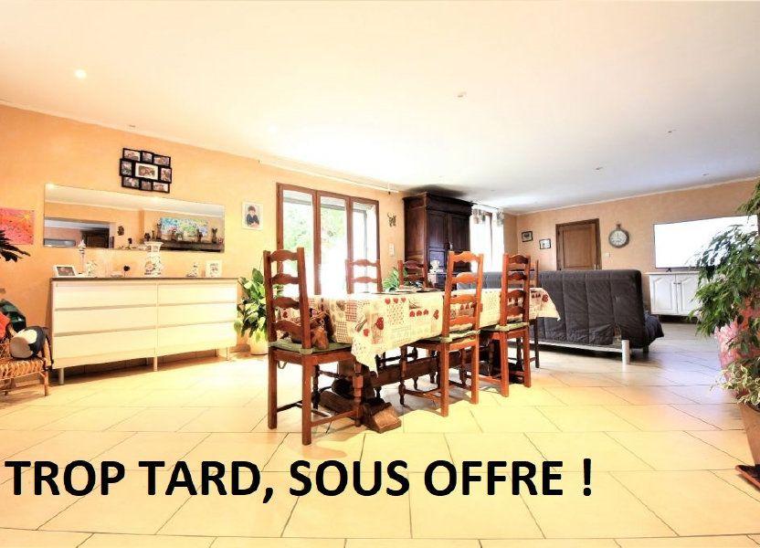 Maison à vendre 228m2 à Cessey-sur-Tille