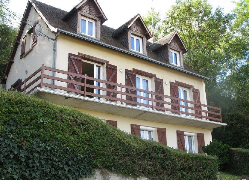 Maison à vendre 161m2 à Saint-Rimay