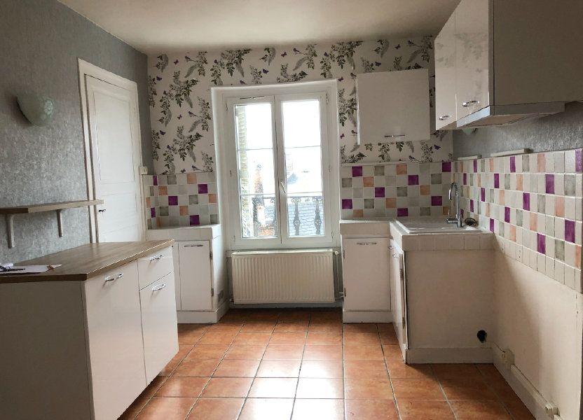 Appartement à louer 51.29m2 à Château-Renault
