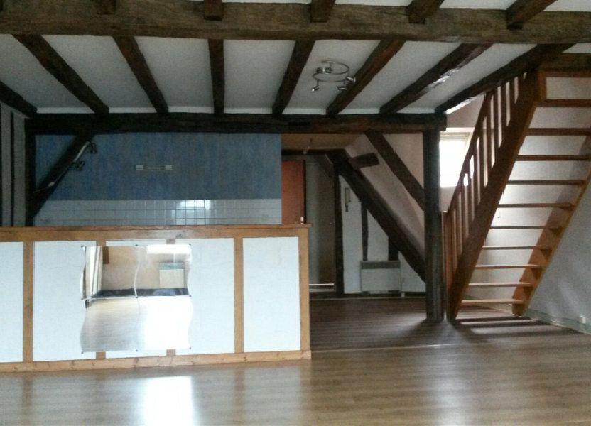 Appartement à louer 63.85m2 à Château-Renault