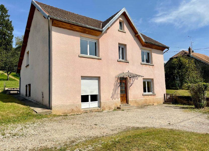 Maison à louer 163m2 à Fontenois-lès-Montbozon