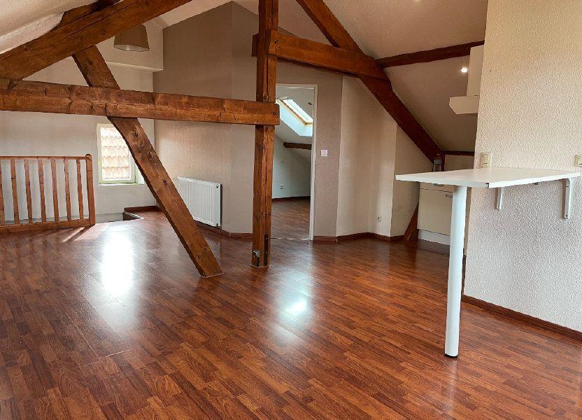 Appartement à louer 63m2 à Échenoz-la-Méline